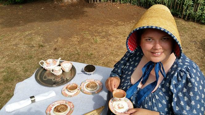 Tea Etiquette 2