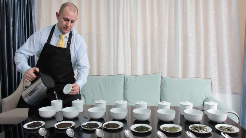 Tea Masterclass