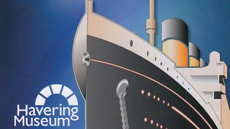 Titanic booklet