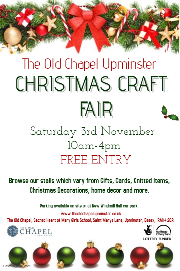 Christmas Craft Fair - Made with PosterMyWall (1)